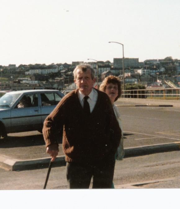 Grandad & Mum